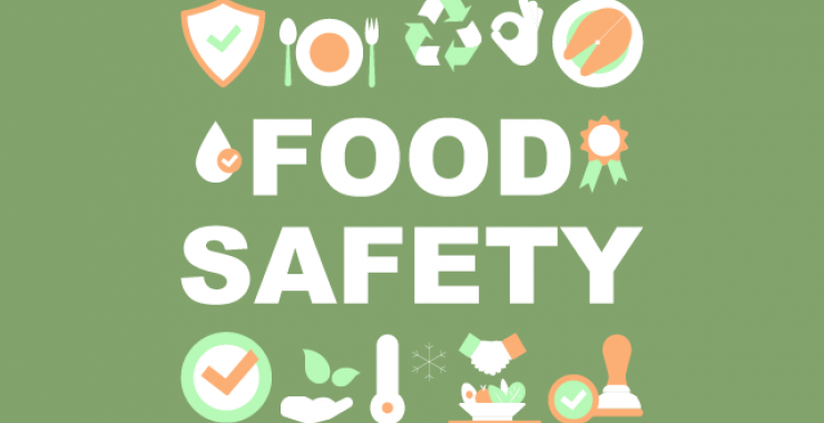food safety word image
