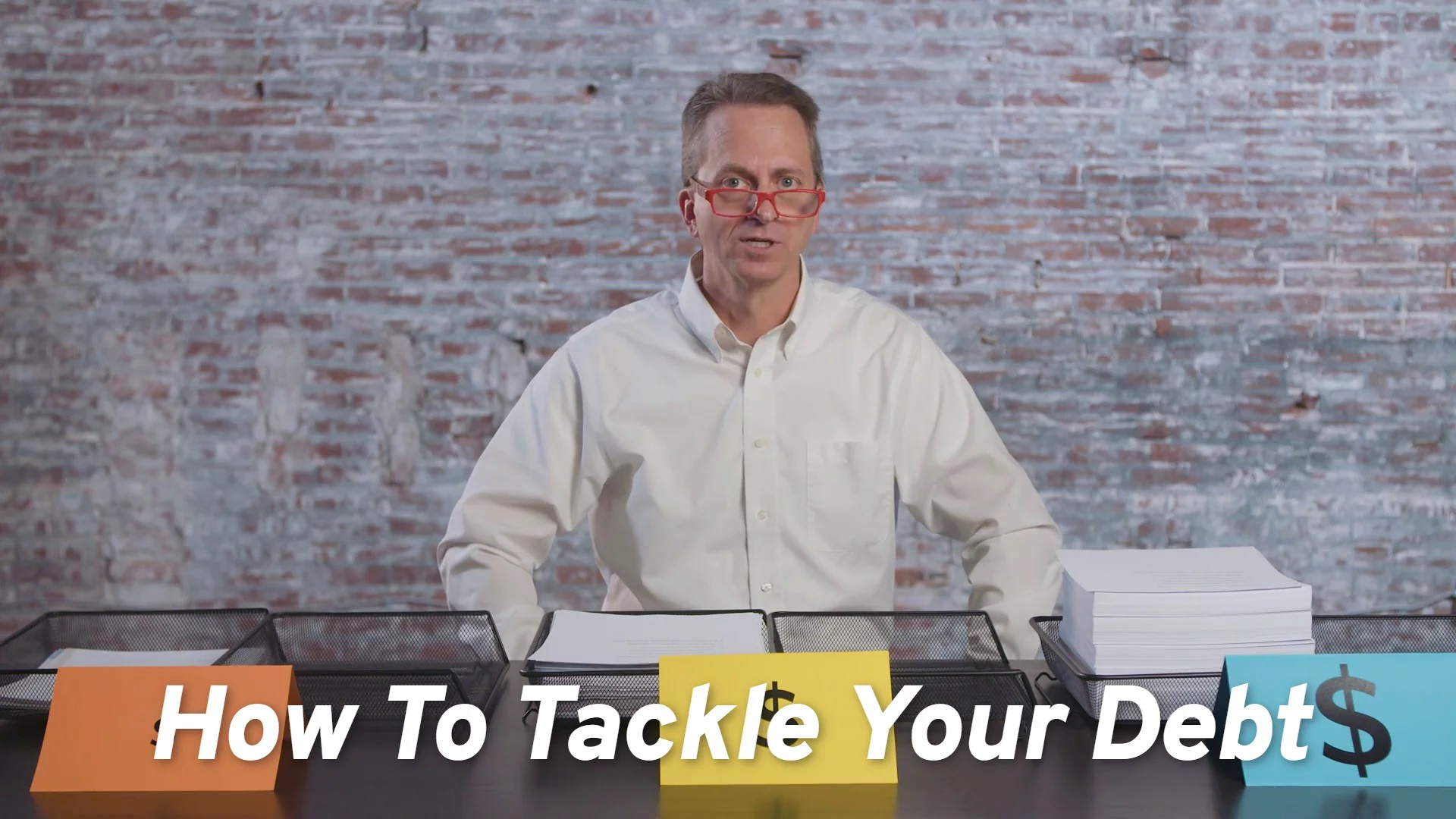How To Tackle Your Debt