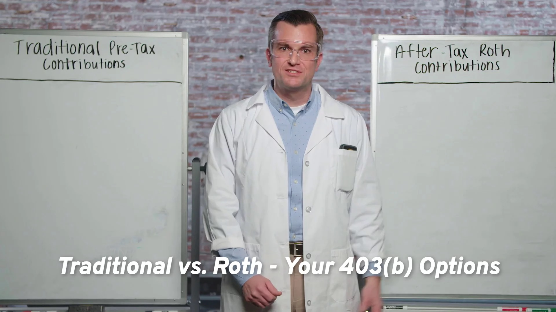 Traditional vs. Roth - Your 403(b) Options