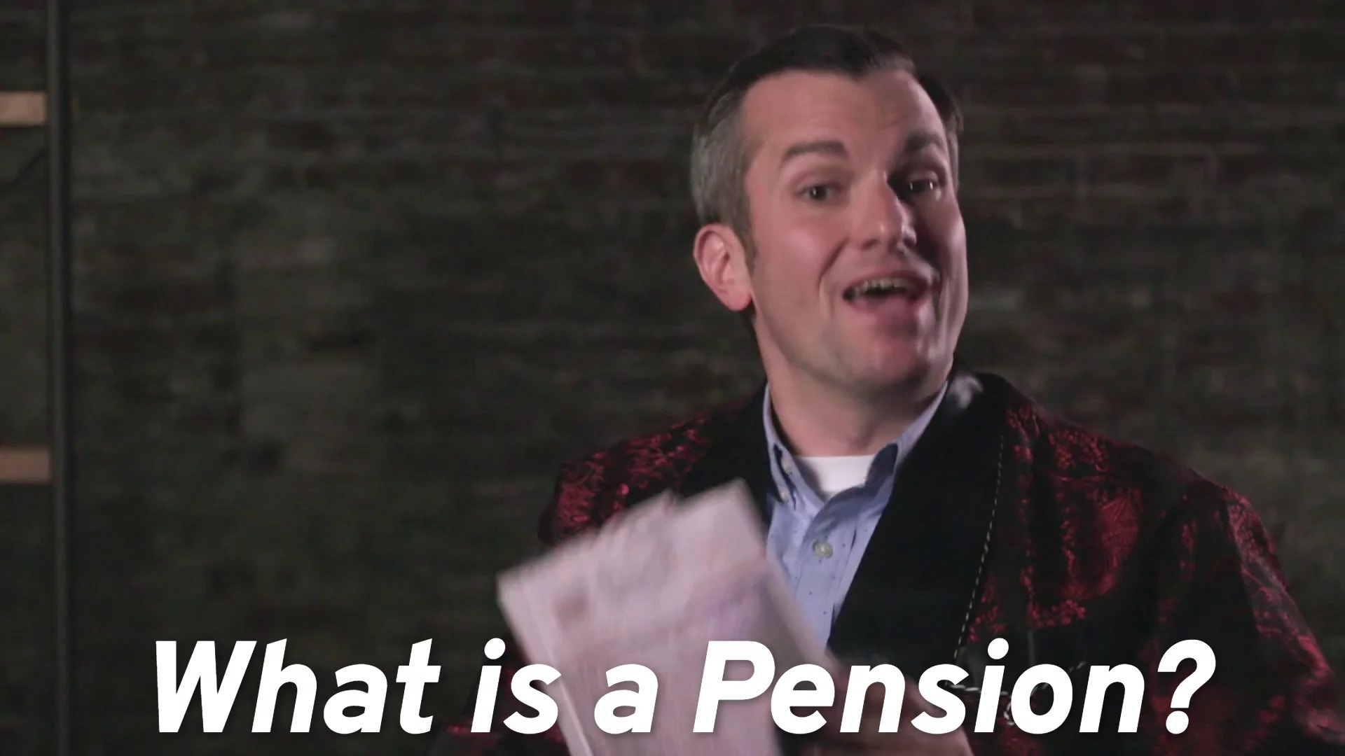 What is a Pension
